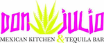 DON JULIO MEXICAN KITCHEN Logo